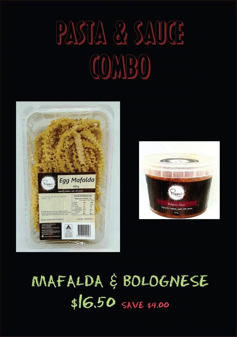 Peppes Mafalda